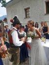 Herzliche Gratulation zur Hochzeit!